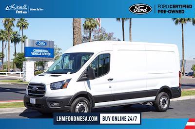 2020 Ford Transit 250 Medium Roof 4x2, Empty Cargo Van #23474P - photo 1
