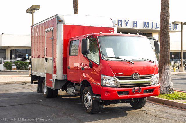 2017 Hino Truck,  Dry Freight #23590P - photo 16