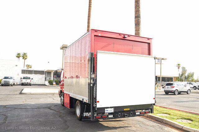 2017 Hino Truck,  Dry Freight #23590P - photo 2