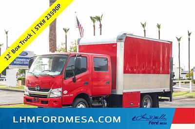 2017 Hino Truck,  Dry Freight #23590P - photo 1