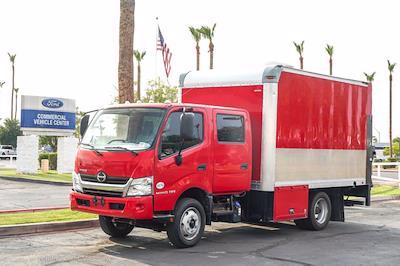 2017 Hino Truck,  Dry Freight #23590P - photo 3