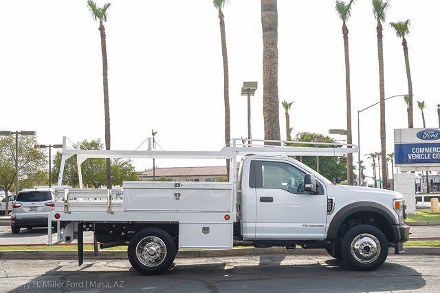 2020 Ford F-450 Regular Cab DRW 4x4, Contractor Body #23611P - photo 13