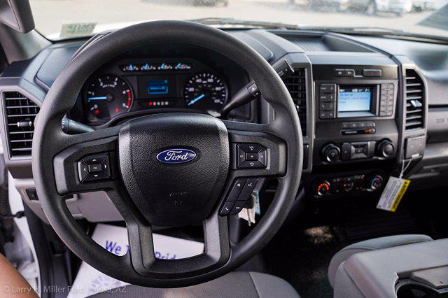 2020 Ford F-450 Regular Cab DRW 4x4, Contractor Body #23611P - photo 21