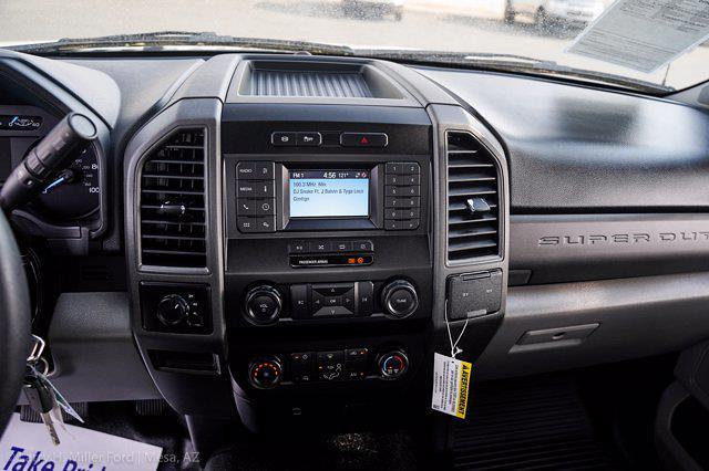 2020 Ford F-450 Regular Cab DRW 4x4, Contractor Body #23611P - photo 22
