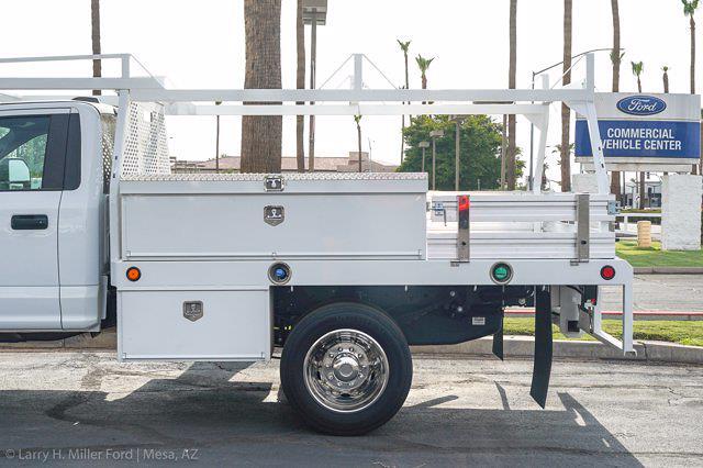 2020 Ford F-450 Regular Cab DRW 4x4, Contractor Body #23611P - photo 6