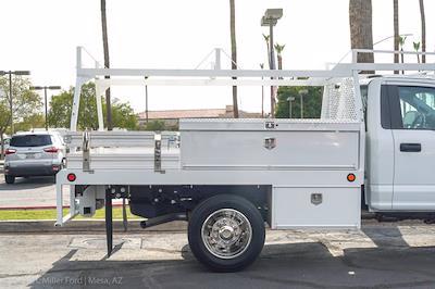 2020 Ford F-450 Regular Cab DRW 4x4, Contractor Body #23611P - photo 14