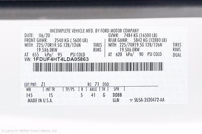 2020 Ford F-450 Regular Cab DRW 4x4, Contractor Body #23611P - photo 27