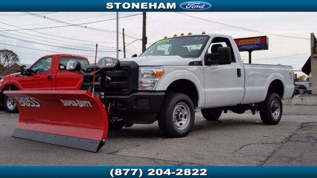 2016 F-250 Regular Cab 4x4, Pickup #161229 - photo 1