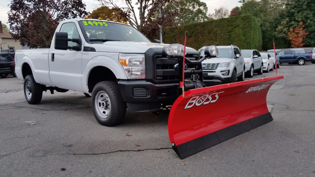 2016 F-250 Regular Cab 4x4, Pickup #161229 - photo 5