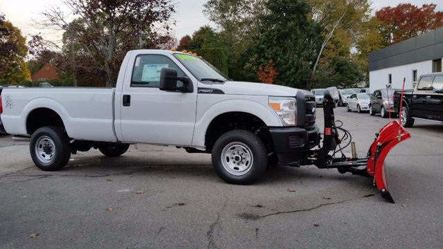 2016 F-250 Regular Cab 4x4, Pickup #161229 - photo 6