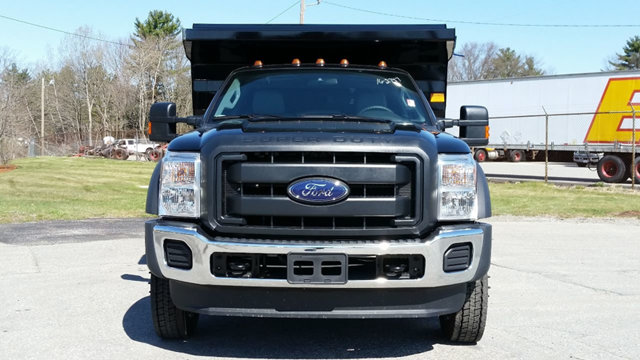 2016 F-550 Regular Cab DRW 4x4, Landscape Dump #162747 - photo 3