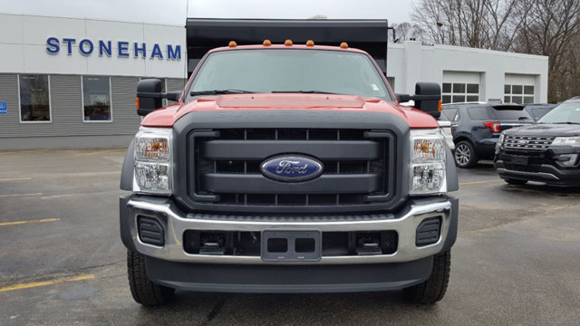 2016 F-550 Regular Cab DRW 4x4, Landscape Dump #163306 - photo 3
