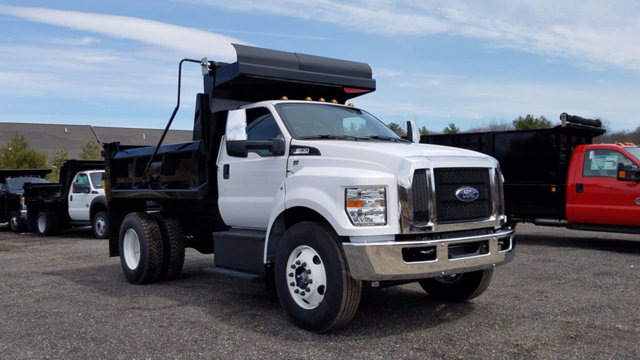2017 F-650 Regular Cab DRW, Dump Body #17126 - photo 4