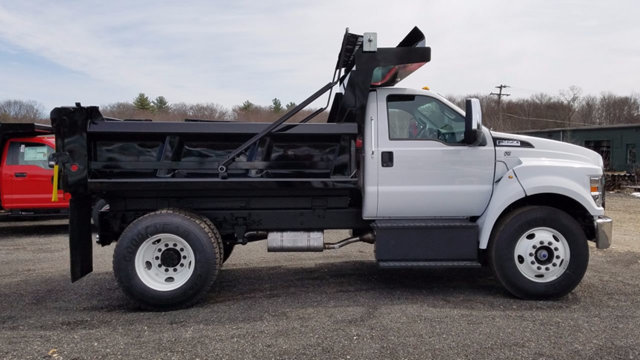 2017 F-650 Regular Cab DRW, Dump Body #17126 - photo 5