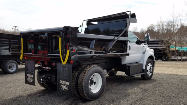 2017 F-650 Regular Cab DRW, Dump Body #17126 - photo 6