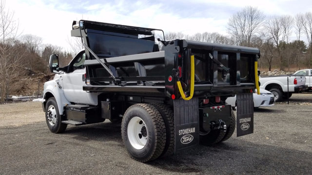 2017 F-650 Regular Cab DRW, Dump Body #17126 - photo 2