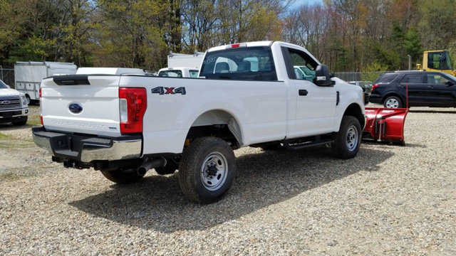 2017 F-350 Regular Cab 4x4,  Pickup #171535 - photo 4