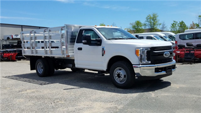 2017 F-350 Regular Cab DRW, Duramag Stake Bed #172150 - photo 3