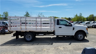 2017 F-350 Regular Cab DRW, Duramag Stake Bed #172150 - photo 4