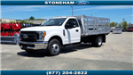 2017 F-350 Regular Cab DRW, Duramag Stake Bed #172150 - photo 1