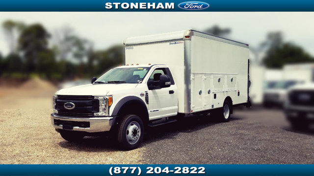 2017 F-550 Regular Cab DRW, Dry Freight #172470 - photo 1