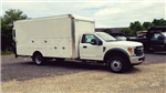 2017 F-550 Regular Cab DRW, Dry Freight #172470 - photo 3