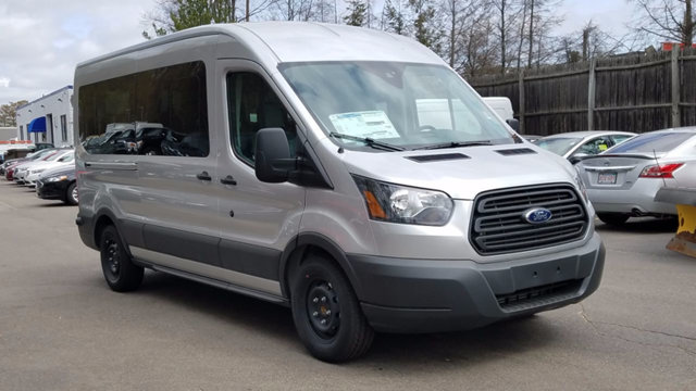 2017 Transit 350 Medium Roof Passenger Wagon #17340 - photo 3