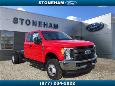 2017 F-350 Super Cab DRW 4x4, Cab Chassis #173745 - photo 1