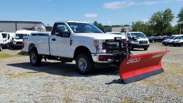 2017 F-250 Regular Cab 4x4 Pickup #173768 - photo 3