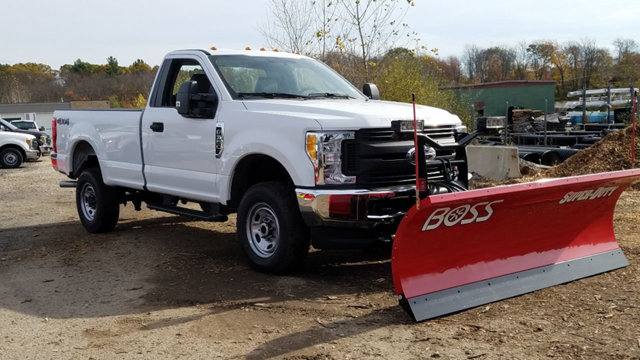 2017 F-350 Regular Cab 4x4 Pickup #173780 - photo 3