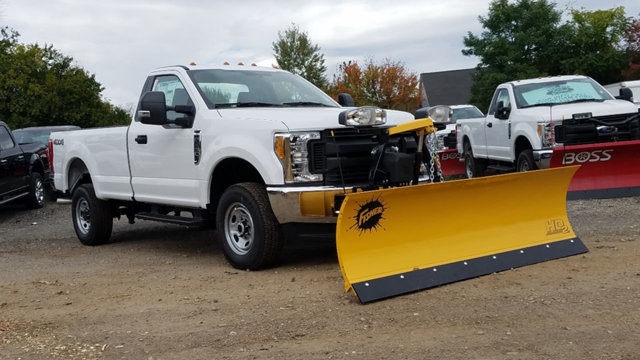 2017 F-350 Regular Cab 4x4 Pickup #173781 - photo 3