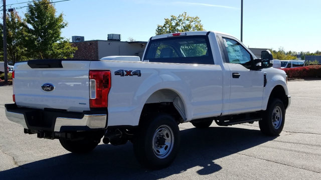 2017 F-350 Regular Cab 4x4 Pickup #173859 - photo 4