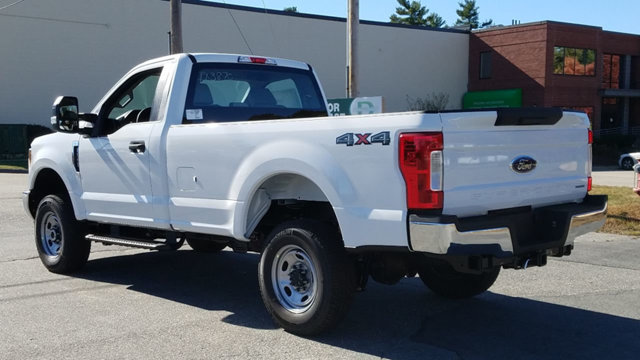 2017 F-350 Regular Cab 4x4 Pickup #173859 - photo 2