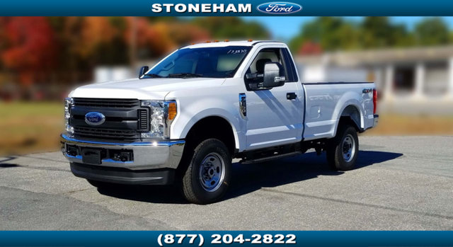 2017 F-350 Regular Cab 4x4, Pickup #173870 - photo 1