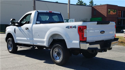 2017 F-350 Regular Cab 4x4 Pickup #173897 - photo 2