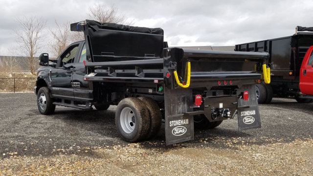 2017 F-350 Super Cab DRW 4x4 Cab Chassis #17874 - photo 2
