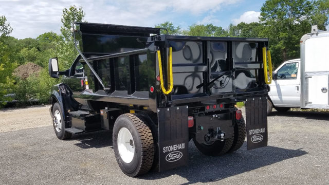 2017 F-650 Regular Cab DRW, Dump Body #17964 - photo 2