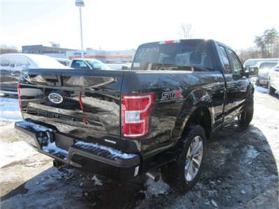2018 F-150 Super Cab 4x4 Pickup #18038 - photo 2