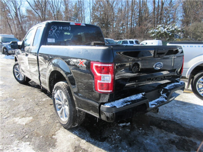 2018 F-150 Super Cab 4x4 Pickup #18038 - photo 3