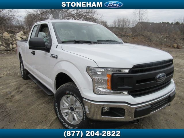 2018 F-150 Super Cab 4x4, Pickup #181033 - photo 1