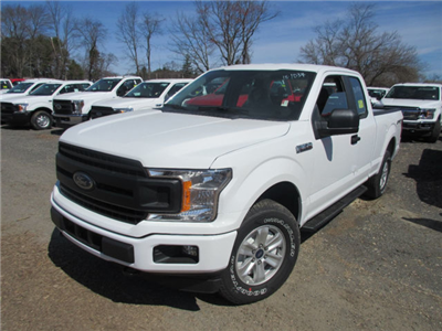 2018 F-150 Super Cab 4x4, Pickup #181034 - photo 3