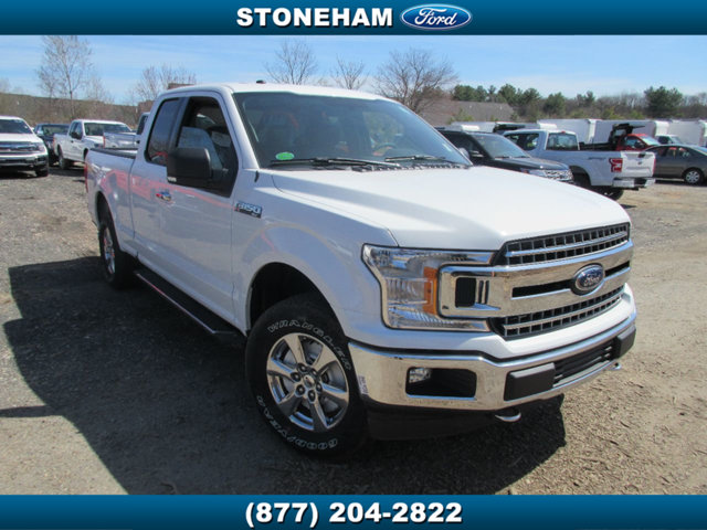 2018 F-150 Super Cab 4x4,  Pickup #181163 - photo 1