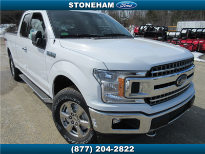 2018 F-150 Super Cab 4x4, Pickup #181172 - photo 1
