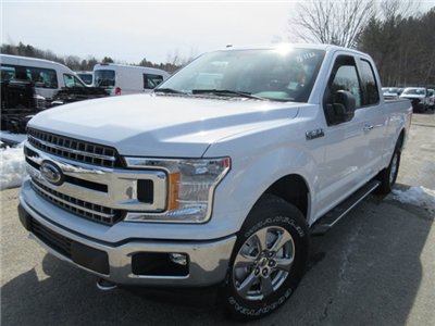 2018 F-150 Super Cab 4x4, Pickup #181172 - photo 3