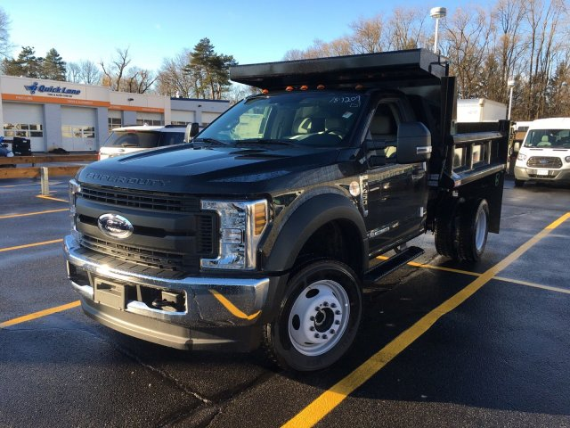 2018 F-450 Regular Cab DRW 4x4,  Cab Chassis #181209 - photo 3