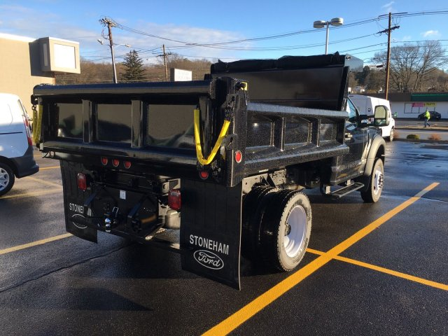 2018 F-450 Regular Cab DRW 4x4,  Cab Chassis #181209 - photo 4