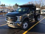2018 F-450 Regular Cab DRW 4x4,  DuraClass Dump Body #181209 - photo 4