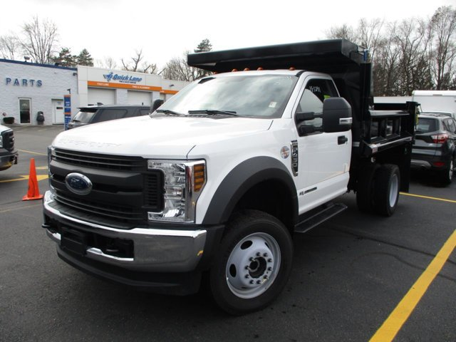 2018 F-450 Regular Cab DRW 4x4,  Cab Chassis #181291 - photo 3