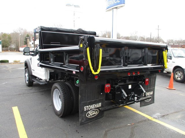 2018 F-450 Regular Cab DRW 4x4,  Cab Chassis #181291 - photo 5