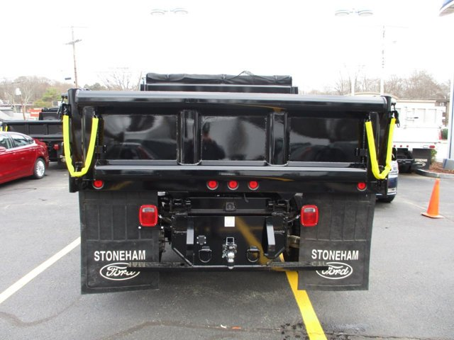 2018 F-450 Regular Cab DRW 4x4,  Cab Chassis #181291 - photo 6